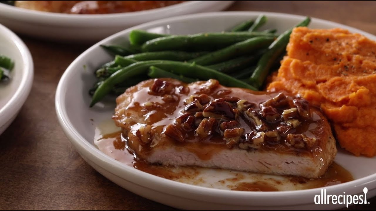 How to make awesome honey pecan pork chops weeknight dinner how to make awesome honey pecan pork chops weeknight dinner recipes allrecipes forumfinder Images