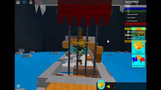 Roblox Glitchy Flying Boat (Build A Boat For Treasure)