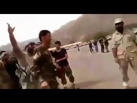 هكذا كان رد القائد منير اليافعي ابو اليمامة   طارق عفاش
