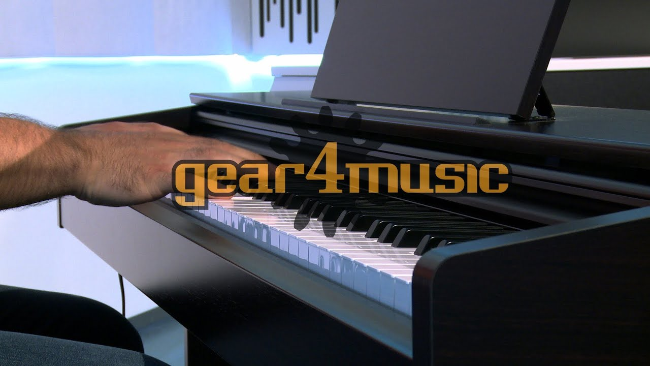 yamaha arius digital pianos youtube. Black Bedroom Furniture Sets. Home Design Ideas
