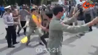 Bupati Bulukumba Marah Dan Menendang @LIPUTAN4 TV