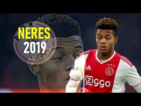 David Neres 2019 - On Fire - Samba Skills Goals & Assists - Ajax