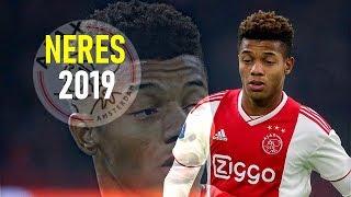 David Neres 2019 - On Fire - Samba Skills Goals & Assists - Ajax