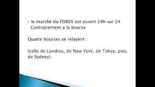 Quand trader au marché de Forex ?