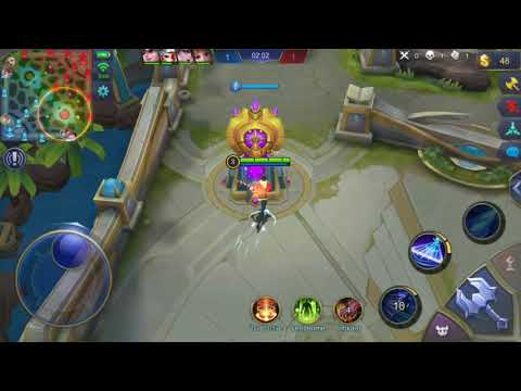 Jin Supluyor Kızlar Saplıyor :D Lancelot Support Game Mobile Legends Bang Bang