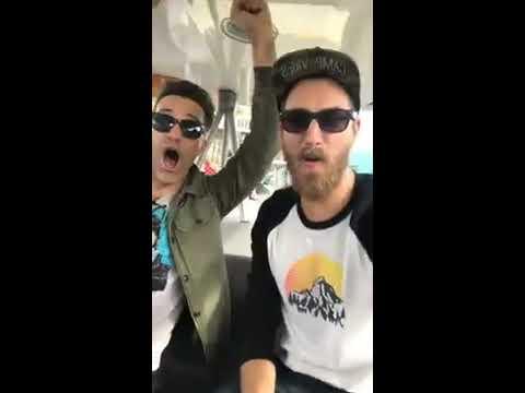 Rhett and Link Instagram Story 12/15/2017