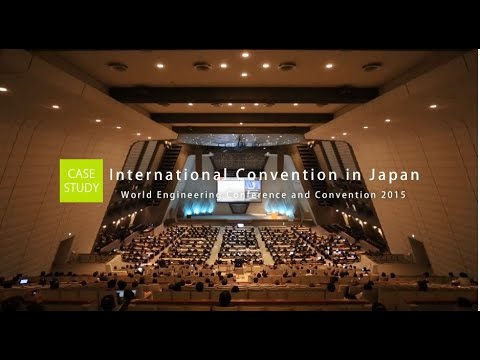 Events in Japan Library 1 - The World Engineering Conference & Convention | JNTO