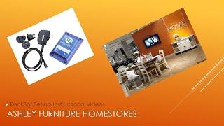 Ashley Furniture Rockbot Instructional Video screenshot 3