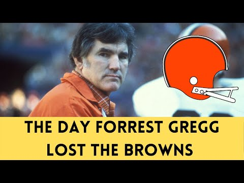 """[OC] [Highlight] In 1977, Browns head coach Forrest Gregg resigned with 1 game left after a player called his management a """"pathetic mess"""" and a """"cesspool,"""" and threatened to not play in 1978 if Gregg was still there. This is the story behind the disastrous end to Gregg's tenure in Cleveland"""
