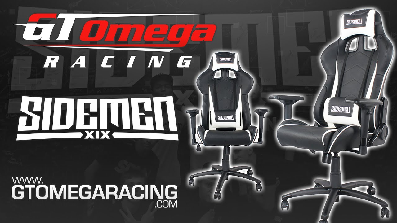 Sidemen Special Edition  GT Omega Racing PRO Gaming