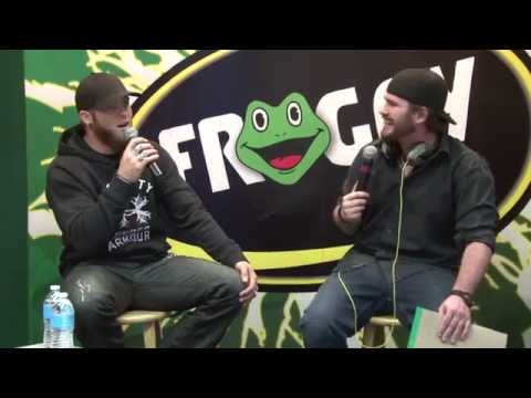Brantley Gilbert stopped by live in the studio!