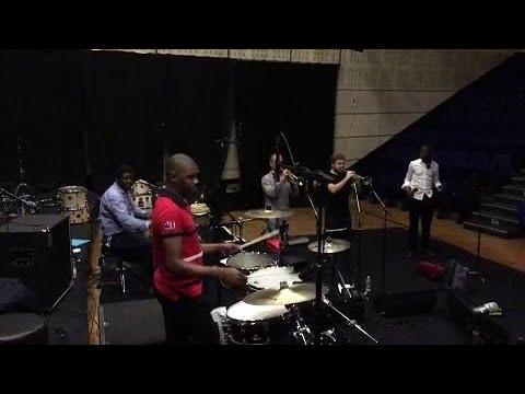 Teaser : Live d'African Salsa Orchestra dans l'Afrique en solo !
