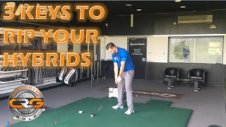 3KEYS TO RIP YOUR HYBRIDS