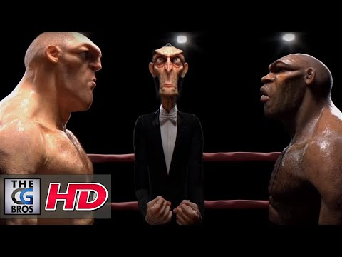 "CGI 3D Animated Short HD: ""Preston"" - by ISArt Digital"
