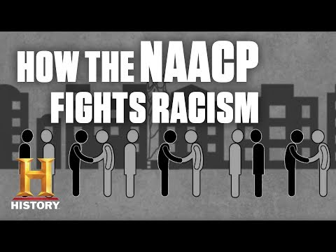 How the NAACP Fights Racial Discrimination | History