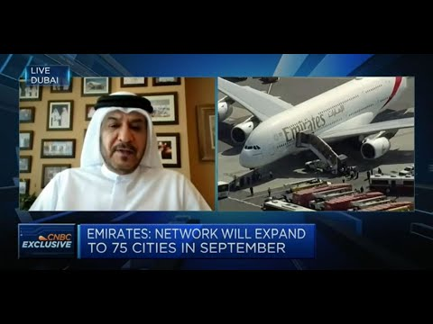Exclusive: Emirates Eyes 2021 Recovery, Israel Flights