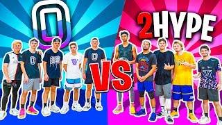 2HYPE vs OVERTIME TW NBA BASKETBALL BANK CHALLENGE !!
