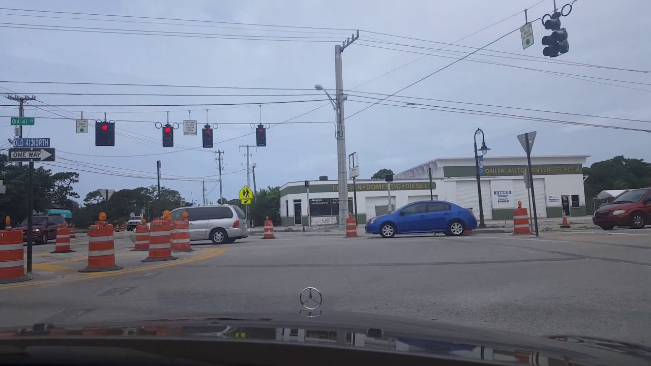 downtown bonita springs fl west terry street old 41 roundabout