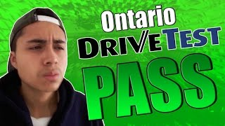 HOW TO PASS G1 TEST IN ONTARIOS TERRIBLE CENTRE!!