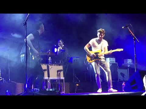 Niall Horan - Dancing in the Moonlight Cover (LIVE)