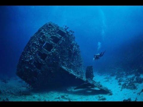 Подводное кладбище военных кораблей. Документальный фильм
