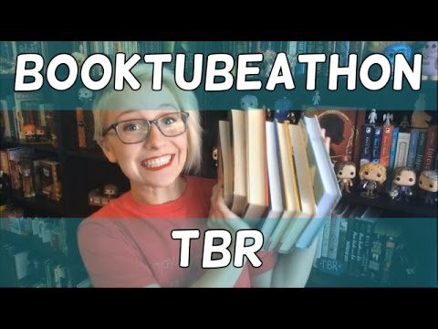 BookTube-A-Thon TBR 2017!! - YouTube