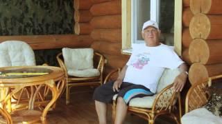 Правда о доме спустя 4 года.(Отзыв о деревянном доме из оцилиндрованного бревна, построенного под ключ. Все о деревянных домах на сайте..., 2015-08-12T09:09:10.000Z)