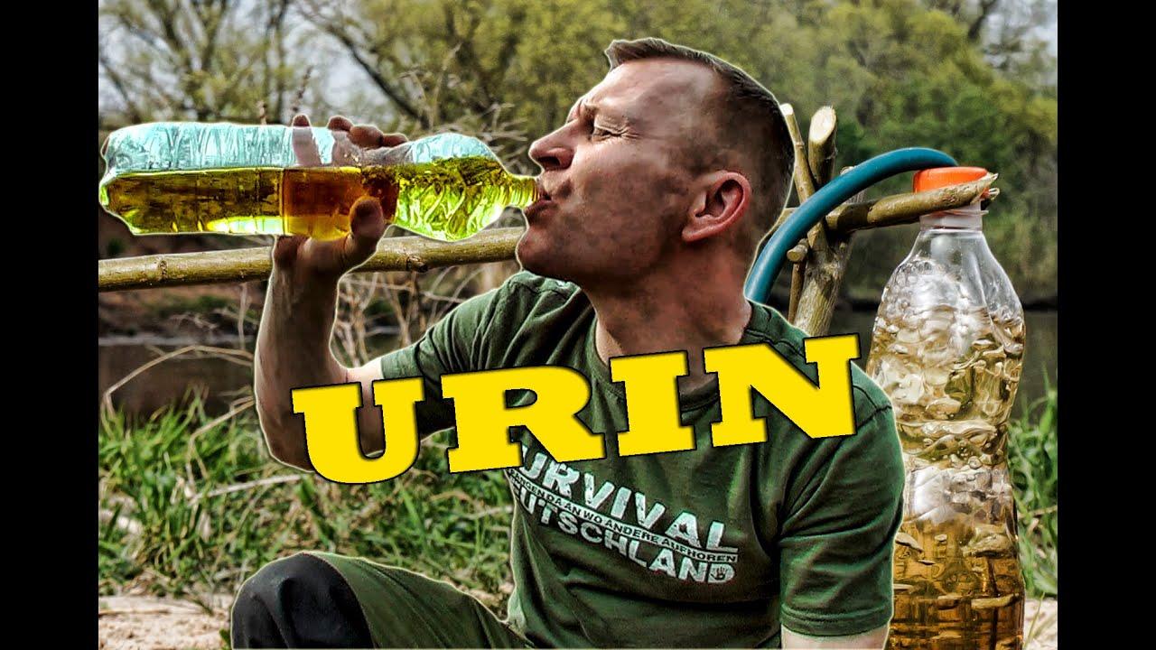 Urin Trinken