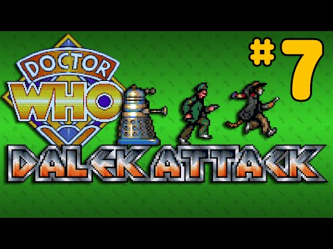 Dalek Attack (Amiga) - Part 7: Cyber Sumo - Octotiggy
