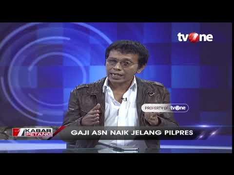 Dialog: Gaji ASN Naik Jelang Pilpres