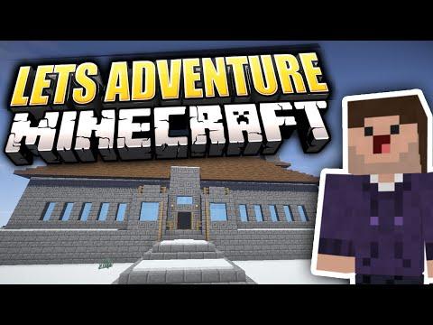 Komische Burg! | Map 17 | Let's Adventure YOUR Minecraft!