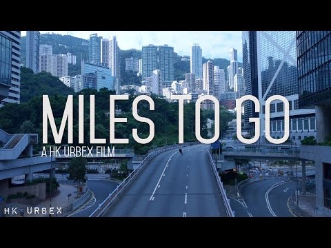 Hong Kong Sci-Fi short film: 'Miles to Go' by HK URBEX