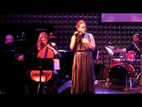 "Jessica Vosk - ""I Can't Make You Love Me/Still Hurting"" (Bonnie Raitt/Jason Robert Brown)"