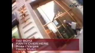 MCM Dance Attitude 1996-1997 (Dance Club)