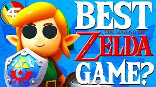 Ranking Every Zelda Game For Nintendo Switch  The Legend Of Zelda Link's Awakening