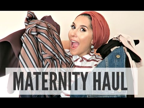 MATERNITY CLOTHING HAUL