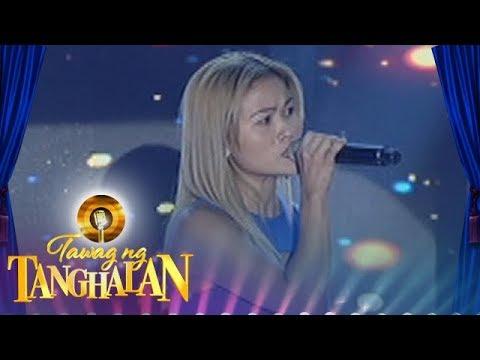 Tawag Ng Tanghalan: Melindy Opendo | Umiiyak Ang Puso