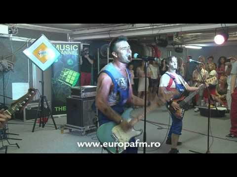 Europa FM LIVE In Garaj: Vunk - Artificii Pe Tavan