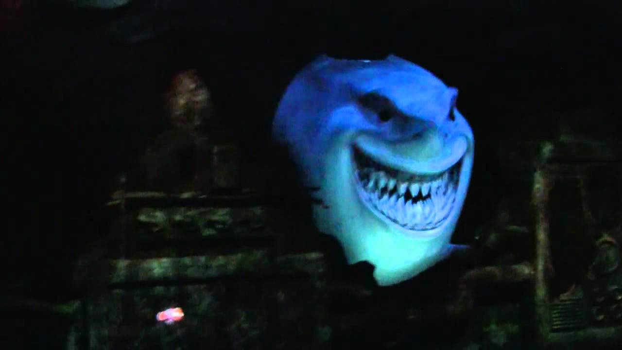 Finding Nemo Ride - YouTube for angler fish finding nemo ride  153tgx