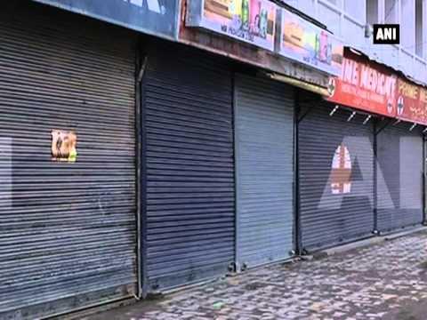 Kashmiri separatist leader calls for complete shutdown