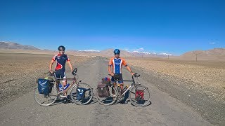 Cycling Pamir Highway: Dushanbe (Tajikis...