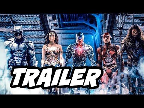 Justice League Teaser Trailer