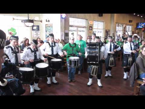 The Bagpipes and Drums of the Emerald Society, Chicago Police Department