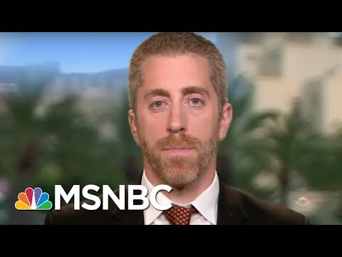 Breitbart Editor Pollack: If Trump Tries To Reinvent, Support 'Will Erode'| Velshi & Ruhle | MSNBC