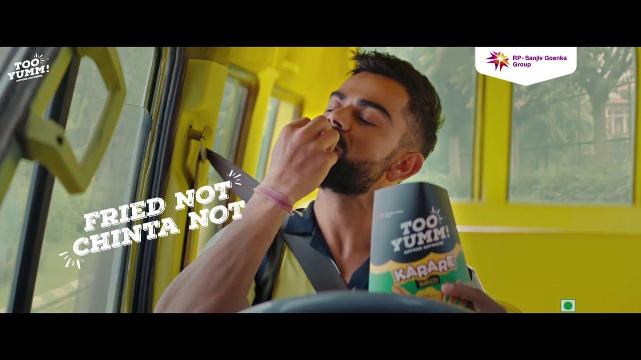 Too Yumm! Chilli Achaari Karare | #HarCravingKaJawaab (Bengali)