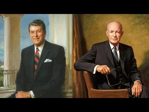 The Presidency Preview: Dwight D. Eisenhower & Ronald Reagan