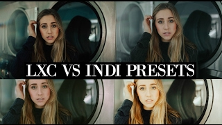 LXC VS INDIA EARL PRESETS | REVIEW + DEMO