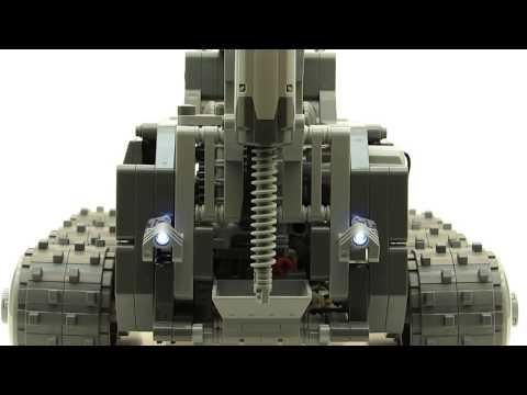 The Best Lego Lunar Rover ever!