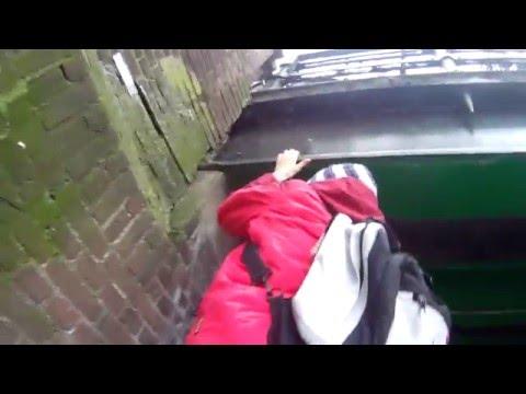 Amsterdam clip Tretboot