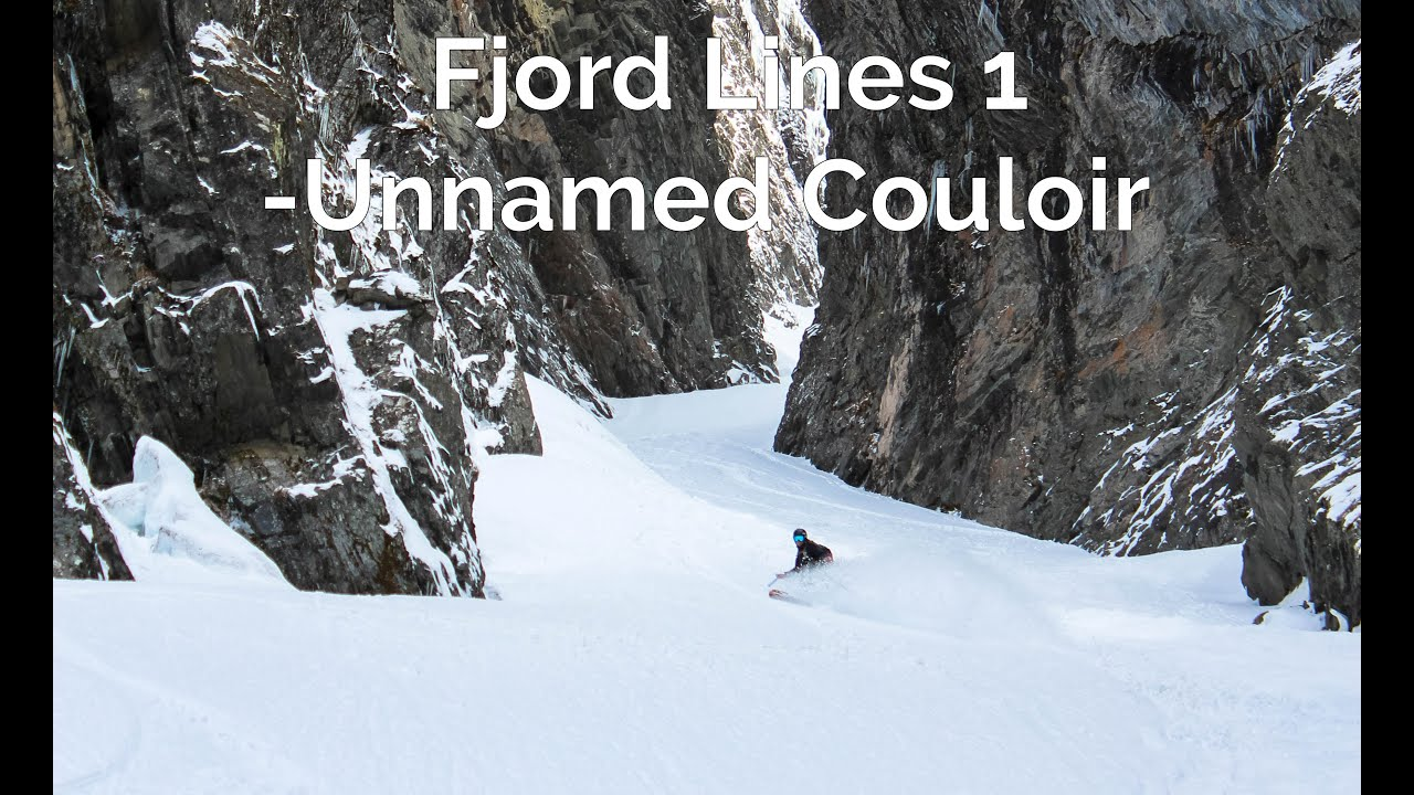 Fjord Lines, episode 1 -Unnamed Couloir
